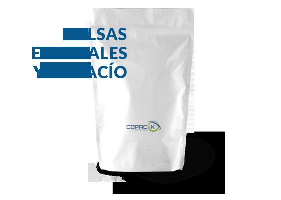 Bolsas especiales